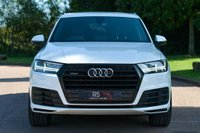 USED 2017 17 AUDI Q7 3.0 TDI V6 S line Tiptronic quattro (s/s) 5dr NAV+BLACK PACK+22'ALLOYS