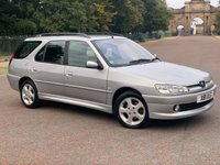 2001 PEUGEOT 306 2.0 MERIDIAN HDI 5d **ONLY 30,000 MILES!** £1980.00