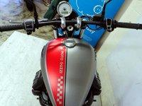 USED 2016 16 MOTO GUZZI V9 BOBBER