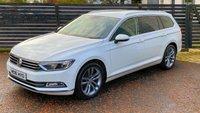 2015 VOLKSWAGEN PASSAT 2.0 GT TDI BLUEMOTION TECHNOLOGY DSG 5d AUTO  £14450.00