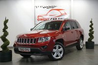 Used JEEP COMPASS for sale in Newport
