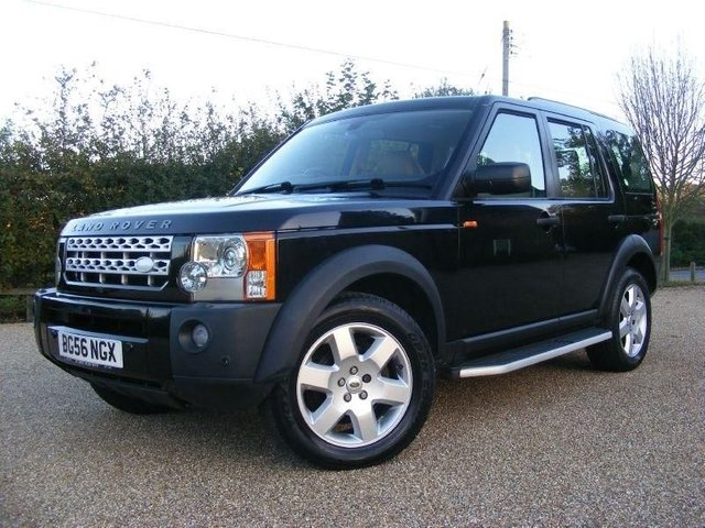 2006 56 LAND ROVER DISCOVERY Tdv6 Hse