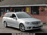 USED 2010 10 MERCEDES-BENZ C CLASS 1.8 C250 CGI BLUEEFFICIENCY ELEGANCE AUTO 5dr £2,450 OF OPTIONAL EXTRAS FITTED / GREAT SERVICE HISTORY