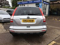 USED 2011 60 HONDA CR-V 2.0 I-VTEC ES 5d AUTO 148 BHP A SUPERB LOW MILEAGE EXAMPLE THAT IS HARD TO BEAT IN PRICE AND CONDITION