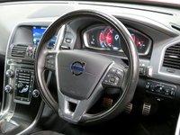 USED 2015 65 VOLVO XC60 2.0 D4 R-DESIGN NAV 5d 188 BHP (£1,200 OF OPTIONS] F&R-PARK-SENSOR WINTER PRIVACY..