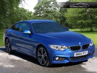 USED 2017 66 BMW 4 SERIES 2.0 420D XDRIVE M SPORT 2d AUTO 188 BHP