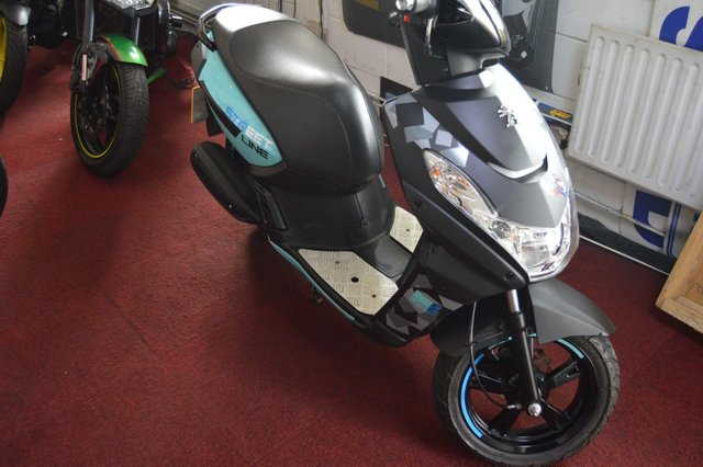 View our PEUGEOT KISBEE 50 RN