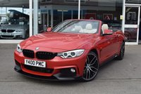USED 2016 16 BMW 4 SERIES 3.0 435D XDRIVE M SPORT 2d AUTO 309 BHP FINANCE TODAY WITH NO DEPOSIT