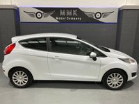 USED 2016 FORD FIESTA 1.2 STYLE 3d 59 BHP