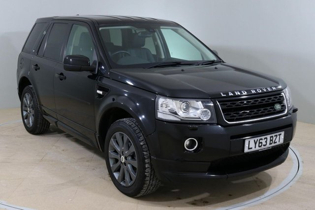 2014 63 LAND ROVER FREELANDER 2.2 SD4 DYNAMIC 5d AUTO 190 BHP,