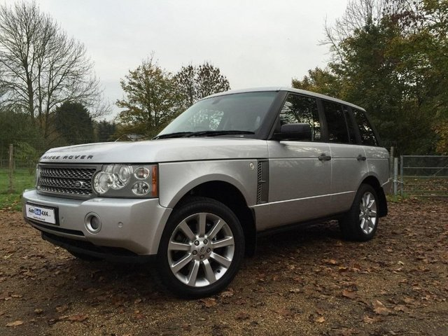 2005 05 LAND ROVER RANGE ROVER  4.2 V8 Supercharged