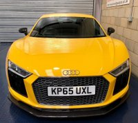USED 2015 65 AUDI R8 5.2 FSI V10 Plus Coupe 2dr Petrol S Tronic quattro (s/s) (610 ps) +FULL SERVICE+WARRANTY+FINANCE