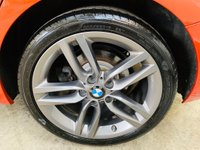 USED 2015 65 BMW 1 SERIES 2.0 118d M Sport (s/s) 5dr VALENCIA ORANGE FSH! XENONS