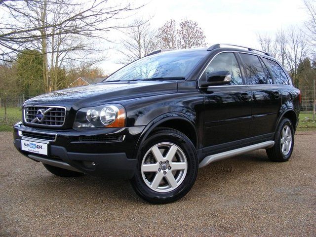 2010 10 VOLVO XC90 D5 Active AWD Rare Manual