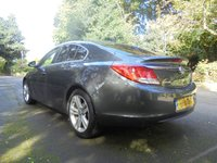 USED 2011 11 VAUXHALL INSIGNIA 1.8 SRI 5d 138 BHP PART EXCHANGE TO CLEAR