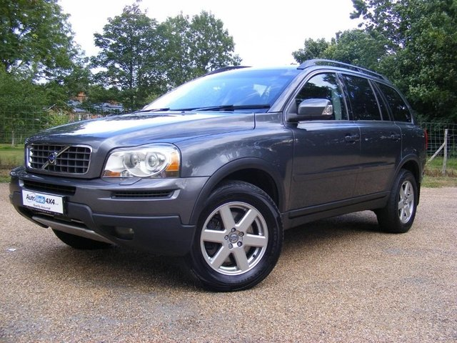2009 09 VOLVO XC90 D5 Active AWD Rare 6 Speed Manual