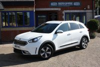 USED 2017 17 KIA NIRO 1.6 2 5d 104 BHP 2 Owners. Full Kia Service History! Excellent Condition.
