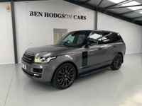 USED 2017 67 LAND ROVER RANGE ROVER 3.0 TDV6 VOGUE 5d AUTO 255 BHP SATNAV! Heated leather! Camera! Panroof!