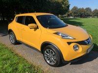 2014 NISSAN JUKE 1.6 TEKNA XTRONIC 5d AUTO 117 BHP £8995.00