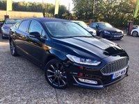 2017 FORD MONDEO 2.0 VIGNALE TDCI 5d AUTO 177 BHP £17500.00