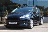2016 FORD FIESTA 1.0 ZETEC S 3d 124 BHP £8229.00