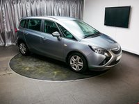 USED 2012 62 VAUXHALL ZAFIRA TOURER 1.4 EXCLUSIV 5d 138 BHP £0 DEPOSIT FINANCE AVAILABLE, AIR CONDITIONING, AUX INPUT, CLIMATE CONTROL, CRUISE CONTROL, DAB RADIO, DAYTIME RUNNING LIGHTS, PARKING SENSORS, STEERING WHEEL CONTROLS, TRIP COMPUTER
