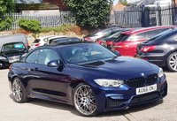 2016 BMW M4 3.0 M4 COMPETITION PACKAGE 2d AUTO 444 BHP £39876.00
