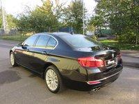 USED 2014 14 BMW 5 SERIES 3.0 530D LUXURY 4d AUTO 255 BHP £6125 OF OPTIONS