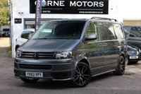 USED 2013 63 VOLKSWAGEN TRANSPORTER T5 2.0 TDI 114BHP T28 BMT TRENDLINE SWB PANEL VAN SPORTLINE PACK FINANCE AVAILABLE * PX WELCOMED * SPORTLINE PACK *