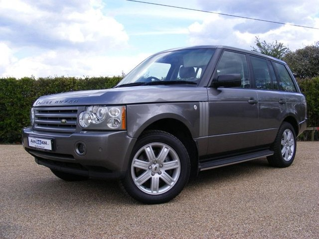 2008 08 LAND ROVER RANGE ROVER TDV8 Vogue 1