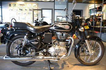View our ROYAL ENFIELD BULLET