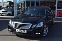 2012 MERCEDES-BENZ E CLASS 2.1 E250 CDI BLUEEFFICIENCY SPORT 5d AUTO 204 BHP £11950.00