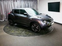 USED 2014 63 NISSAN JUKE 1.5 DCI N-TEC 5d 109 BHP £0 DEPOSIT FINANCE AVAILABLE, AIR CONDITIONING, AUX INPUT, BLUETOOTH CONNECTIVITY, CLIMATE CONTROL, CRUISE CONTROL, DRIVE PERFORMANCE CONTROL, REVERSE CAMERA, SATELLITE NAVIGATION, START/STOP SYSTEM, STEERING WHEEL CONTROLS, TRIP COMPUTER
