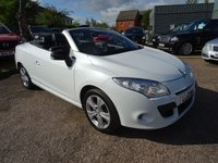 USED 2012 12 RENAULT MEGANE 1.9 DYNAMIQUE TOMTOM DCI 2d 130 BHP LAST SERVICED 2019 @ 69,742 MLS 1 PREVIOUS KEEPER