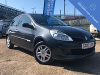 USED 2007 07 RENAULT CLIO 1.1 RIP CURL 16V 3d 75 BHP Years MOT - Good History - Tidy Car