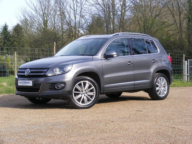 2012 12 VOLKSWAGEN TIGUAN 1.4 (160ps) S (BMT) (s/s) Station Wagon 5d 1390cc