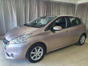 2012 PEUGEOT 208 1.4 ACTIVE E-HDI 5d AUTO 68 BHP £4329.00