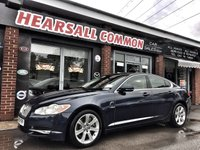 2009 JAGUAR XF 3.0 V6 LUXURY 4d AUTO 240 BHP £7000.00