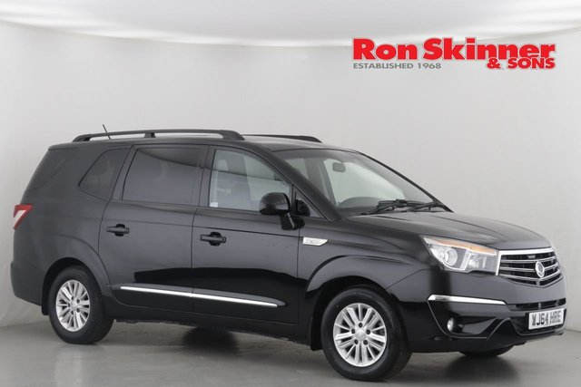 View our 2014 64 SSANGYONG RODIUS TURISMO 2.0 ES 5d 155 BHP