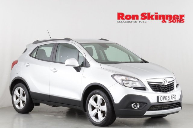 View our 2015 65 VAUXHALL MOKKA 1.6 EXCLUSIV CDTI S/S 5d 134 BHP