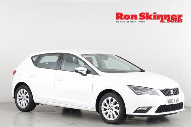 View our 2016 16 SEAT LEON 1.2 TSI SE TECHNOLOGY 5d 110 BHP