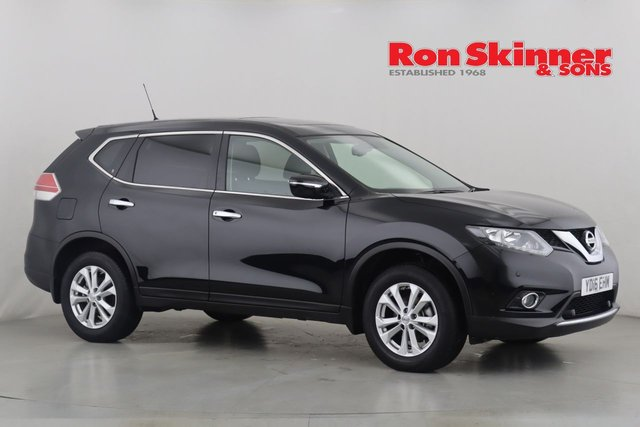 View our 2016 16 NISSAN X-TRAIL 1.6 DCI ACENTA 5d 130 BHP