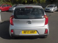 USED 2017 17 KIA PICANTO 1.0 1 AIR 5d 65 BHP BALANCE OF MANUFACTURERS SEVEN YEAR WARRANTY