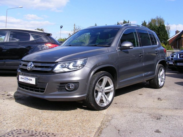 2013 13 VOLKSWAGEN TIGUAN 1.4 TSI (160ps) (2WD) Sport BlueMotion Tech (s/s) Station Wagon 5d 1390cc