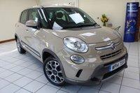 2014 FIAT 500L 1.2 MULTIJET TREKKING 5d 85 BHP £6995.00