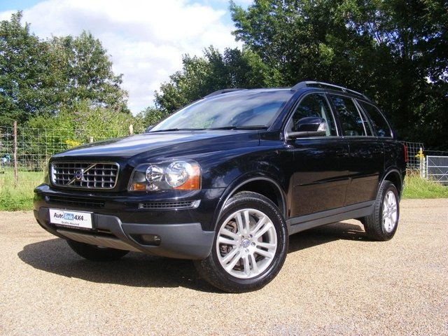 2009 09 VOLVO XC90 D5 SE AWD RARE Manual