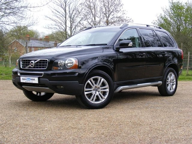 2010 10 VOLVO XC90  D5 SE AWD Rare manual