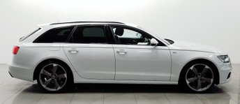 2014 AUDI A6 2.0 AVANT TDI ULTRA BLACK EDITION 5d 188 BHP £12950.00