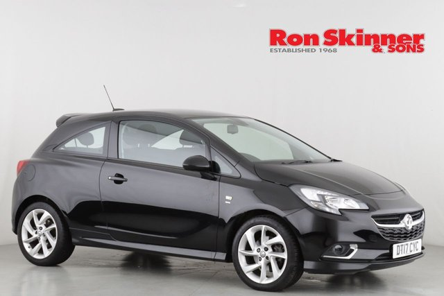 View our 2017 17 VAUXHALL CORSA 1.4 SRI VX-LINE S/S 3d 99 BHP