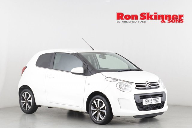 View our 2015 15 CITROEN C1 1.0 FLAIR 3d 68 BHP